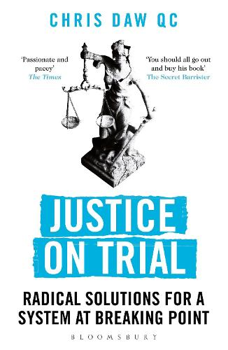 Justice on Trial: Radical Solutions for a System at Breaking Point (Paperback)