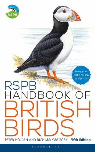 RSPB Handbook of British Birds: Fifth edition - RSPB (Paperback)