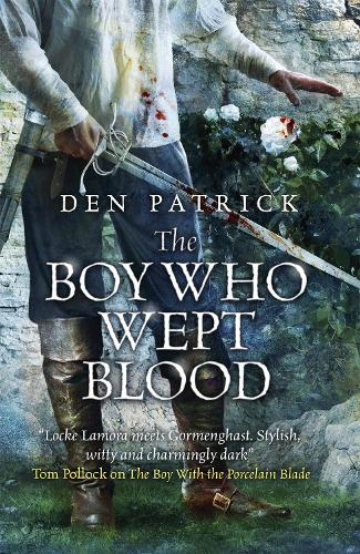 The Boy Who Wept Blood - The Erebus Sequence (Paperback)