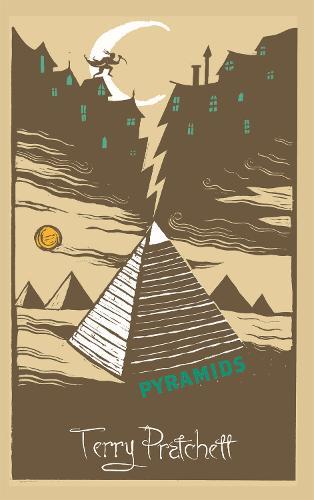 Pyramids: Discworld: The Gods Collection (Hardback)