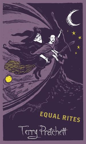 Equal Rites: Discworld: The Witches Collection (Hardback)