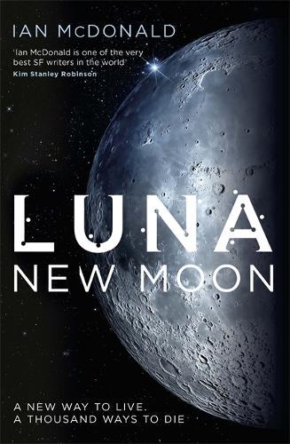 Luna: New Moon (Paperback)