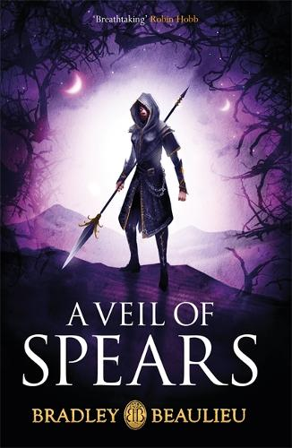 A Veil of Spears - The Song of the Shattered Sands (Paperback)