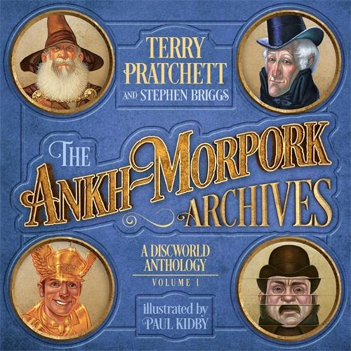 The Ankh-Morpork Archives: Volume One (Hardback)