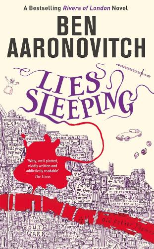 Lies Sleeping - A Rivers of London novel (Paperback)