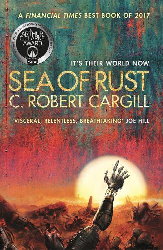 Sea of Rust (Paperback)