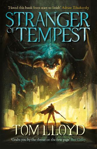 Stranger of Tempest: Book One of The God Fragments - God Fragments (Paperback)