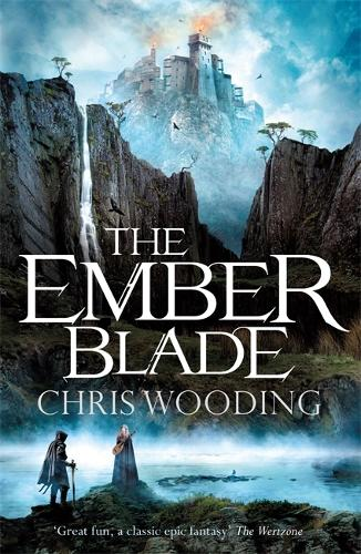 The Ember Blade - The Darkwater Legacy (Paperback)
