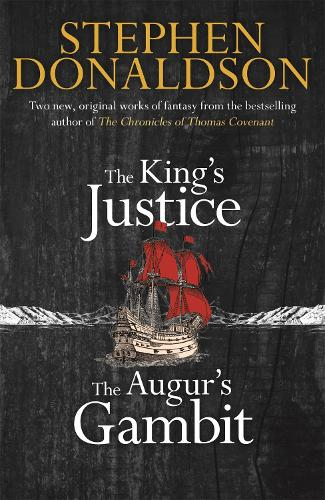 The King's Justice and The Augur's Gambit (Paperback)