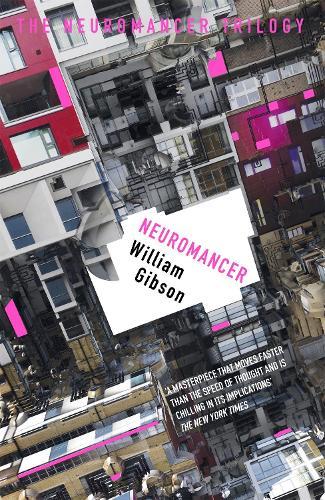 william gibson neuromancer audiobook