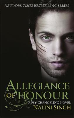 Allegiance of Honour: Book 15 - The Psy-Changeling Series (Hardback)