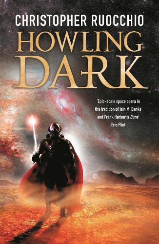 Howling Dark - Sun Eater (Paperback)