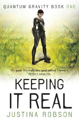 Keeping It Real: Quantum Gravity Book One - Quantum Gravity (Paperback)
