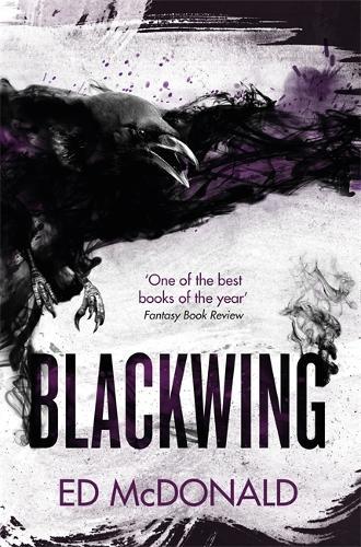Blackwing: The Raven's Mark Book One - Raven's Mark (Hardback)