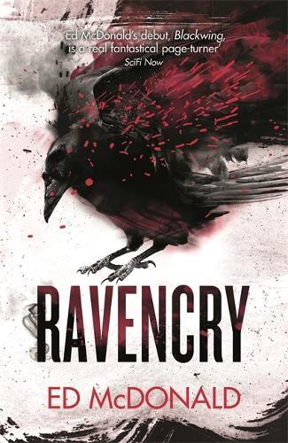 Ravencry: The Raven's Mark Book Two - Raven's Mark (Hardback)
