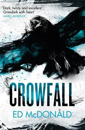Crowfall: The Raven's Mark Book Three - Raven's Mark (Paperback)