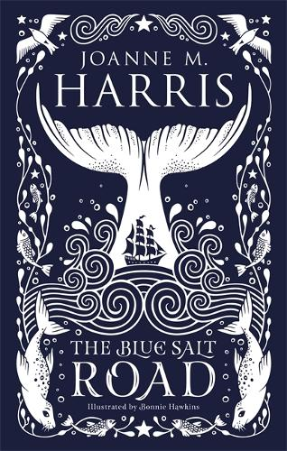 The Blue Salt Road (Hardback)