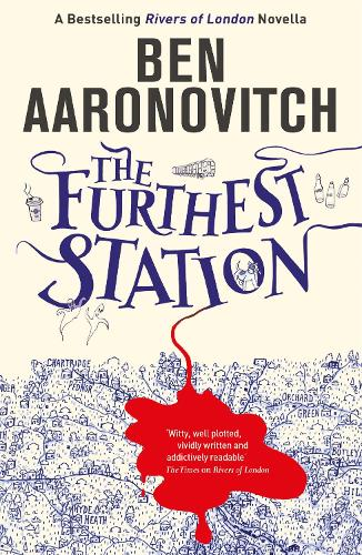 The Furthest Station: A PC Grant Novella (Paperback)