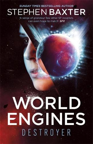 World Engines: Destroyer (Hardback)