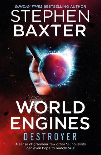 World Engines: Destroyer (Paperback)