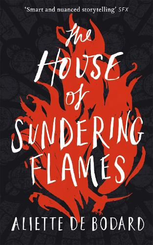 The House of Sundering Flames (Paperback)