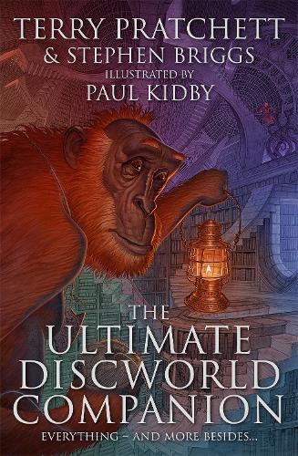 The Ultimate Discworld Companion (Hardback)