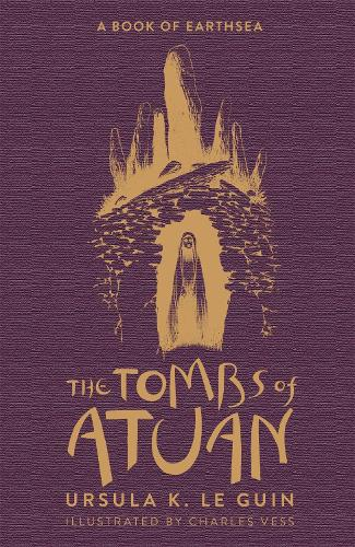 The Tombs of Atuan: The Second Book of Earthsea - The Earthsea Quartet (Hardback)