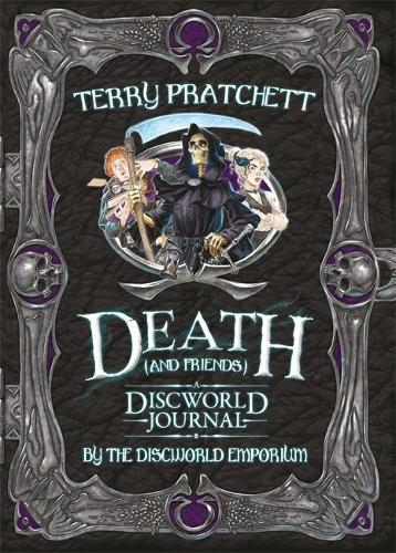 Death and Friends, A Discworld Journal (Hardback)