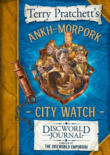 The Ankh-Morpork City Watch Discworld Journal (Hardback)