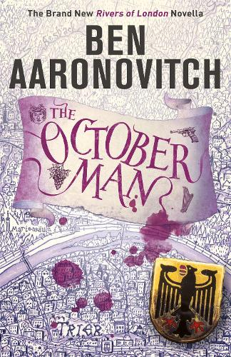 The October Man: A Rivers of London Novella (Paperback)