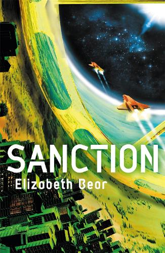 Sanction: Book Two - Jacob's Ladder Sequence (Paperback)
