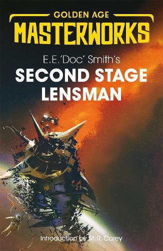 Second Stage Lensmen - Golden Age Masterworks (Paperback)