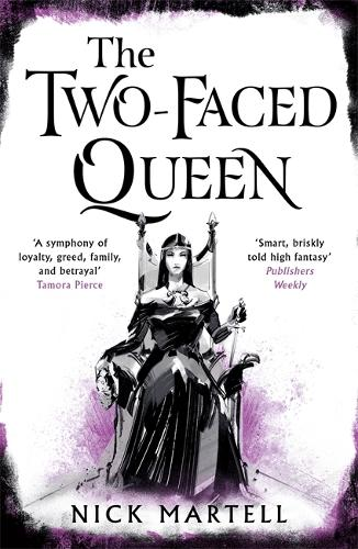 The Two-Faced Queen (Hardback)