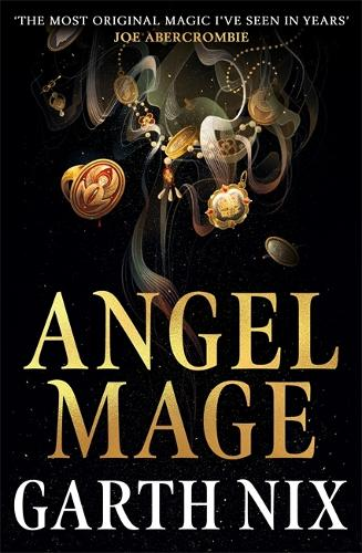 Angel Mage (Hardback)