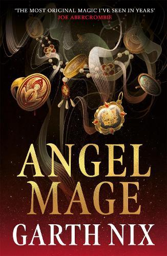 Angel Mage (Paperback)