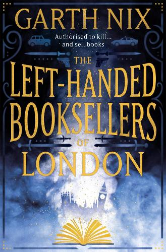 The Left-Handed Booksellers of London (Paperback)