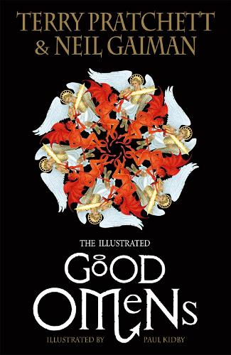 The Illustrated Good Omens (Hardback)
