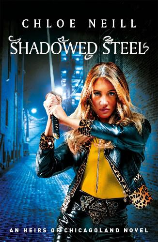 Shadowed Steel - Heirs of Chicagoland (Paperback)