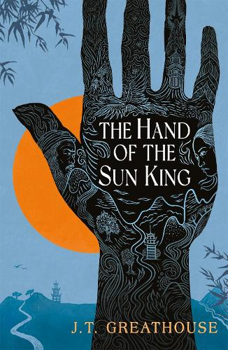 The Hand of the Sun King: Book One - Pact and Pattern (Hardback)