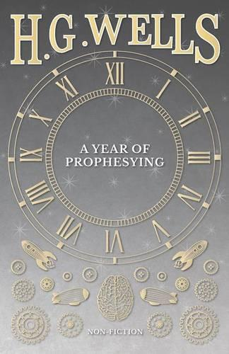 A Year of Prophesying (Paperback)
