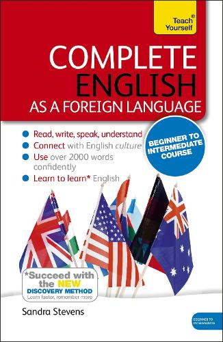 Complete English as a Foreign Language Beginner to Intermediate Course: (Book and audio support)