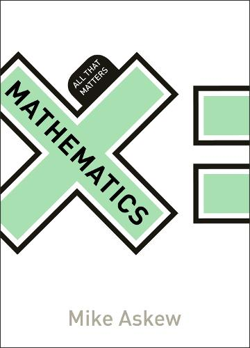 Mathematics: All That Matters - All That Matters (Paperback)