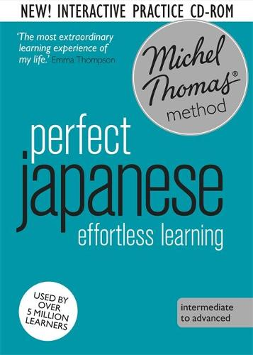 Perfect Japanese Intermediate Course: Learn Japanese with the Michel Thomas Method (CD-Audio)