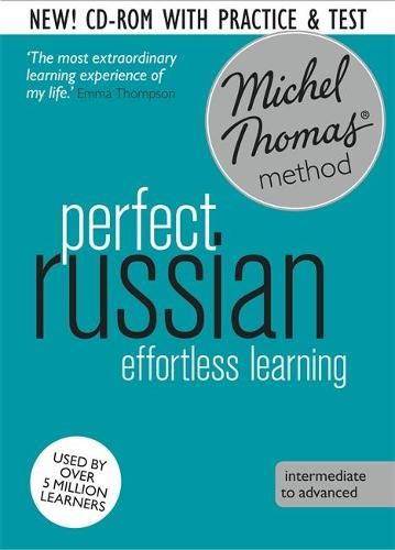 Perfect Russian Intermediate Course: Learn Russian with the Michel Thomas Method (CD-Audio)