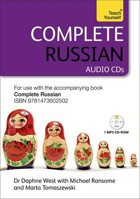 Complete Russian (Learn Russian With Teach Yourself): Audio Support (CD-Audio)