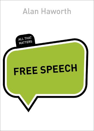 Free Speech: All That Matters - All That Matters (Paperback)