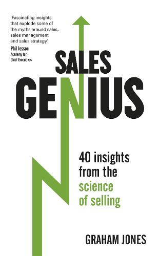 Sales Genius: 40 Insights From the Science of Selling (Paperback)