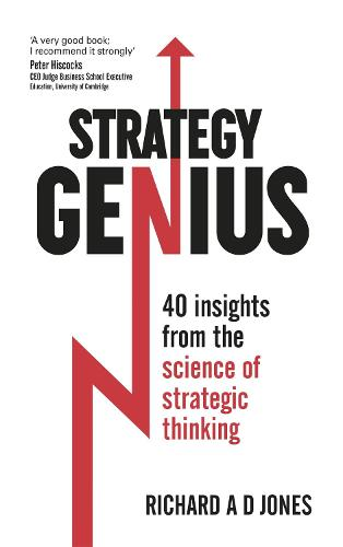 Strategy Genius: 40 Insights From the Science of Strategic Thinking (Paperback)