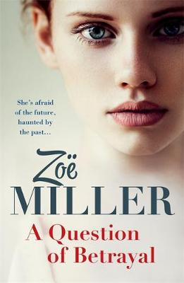 A Question of Betrayal: Will moving on set her free, or put her in danger? (Paperback)