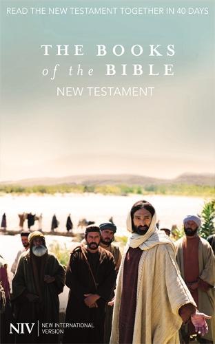 NIV LUMO JESUS Books of the Bible: New Testament (Community Bible Experience) - New International Version (Paperback)